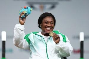 Aisha Buhari adopts kids of dead Para-Powerlifting champion