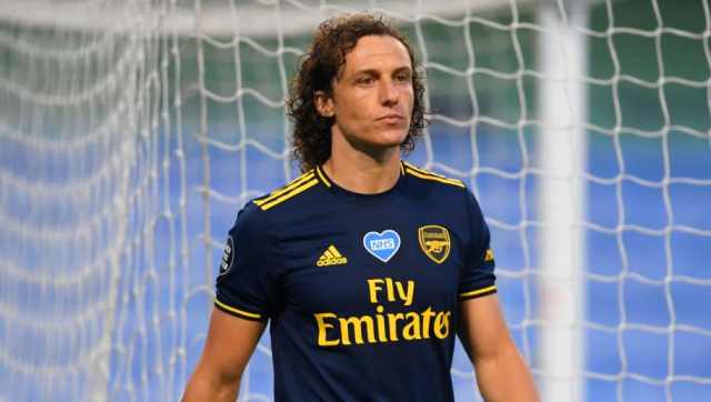 David Luiz accepted significant pay-cut in new Arsenal deal