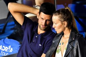 World No 1 Djokovic, wife test positive for coronavirus