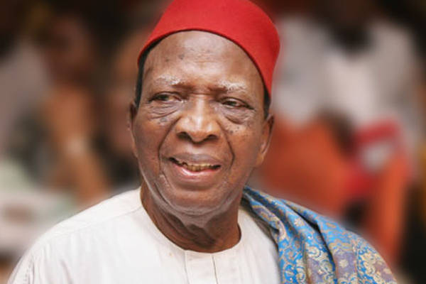 We've abandoned constitutional democracy for personal rule — Nwabueze