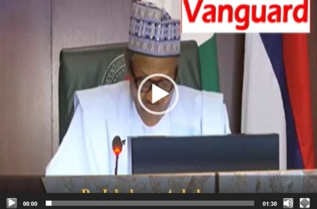 Buhari presiding over 6th virtual FEC