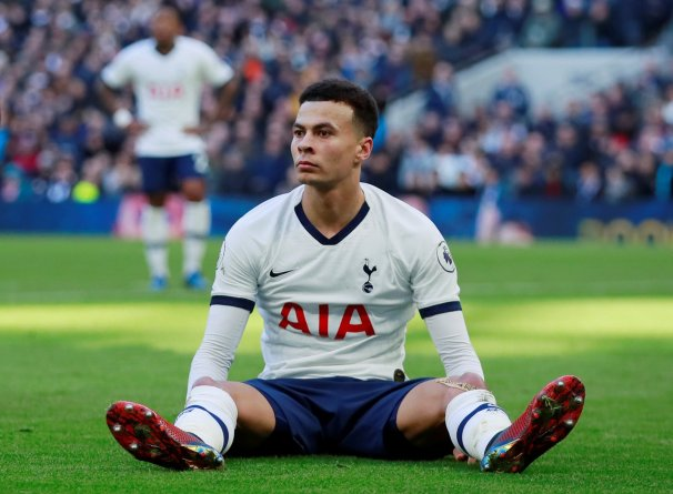 Mourinho challenges Alli to earn his place at Spurs