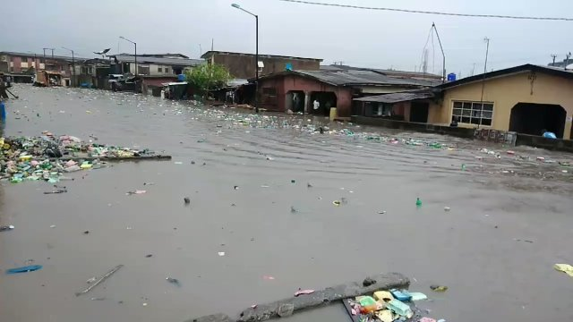 Flood sweeps away 4year old child in Lagos rainfall