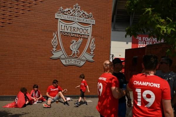 Liverpool fans slammed for 'unacceptable' celebrations