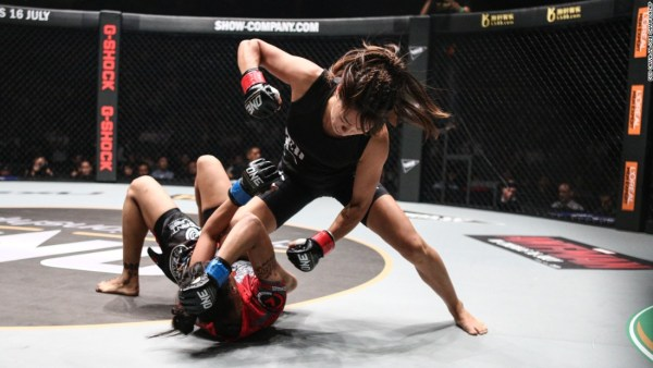 One Championship, MMA fights