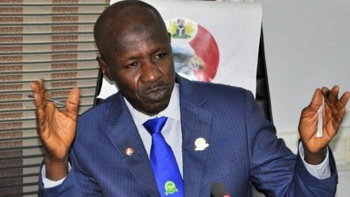 Magu: ANEEJ calls for fair hearing in all allegations raised
