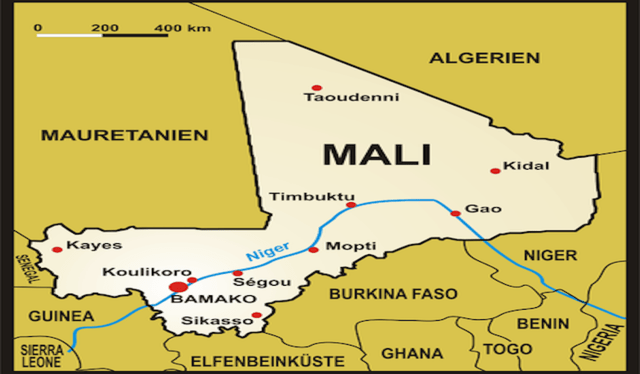 Human Rights Commission decries military coup in Mali