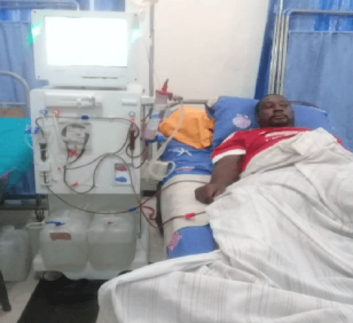 Michael seeks N12m for kidney transplant