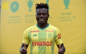 Nantes star winger, Moses Simon dreams dreams of Chelsea move