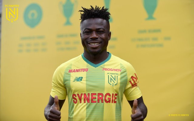 Nantes star winger, Moses Simon dreams dreams of Chelsea move