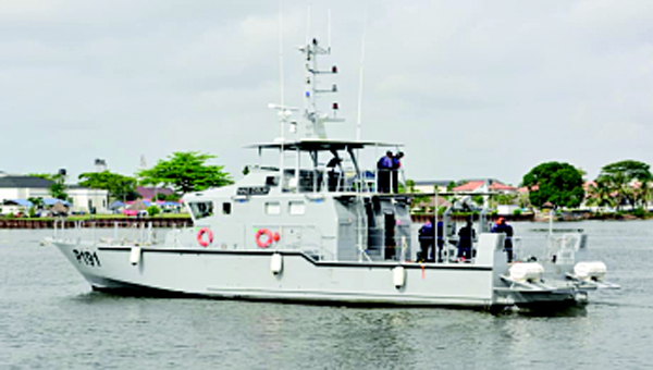 Score card of Nigerian Navy at 64