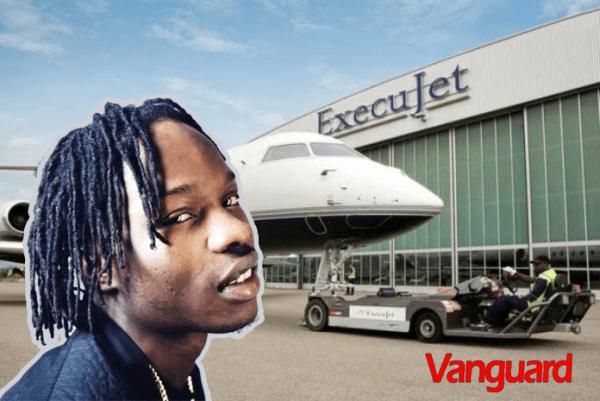 Naira Marley, Executive Jets
