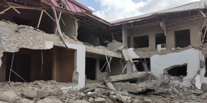 Photo of Ghana's pledge to rebuild Nigerian diplomatic property – Vanguard News   Vanguard