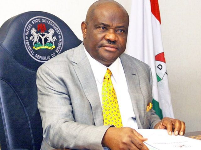 JUST IN: Wike orders stay at home for low cadre civil servants