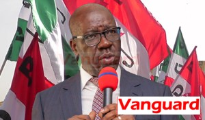 Edo people are satisfied with Obaseki's performance — PDP