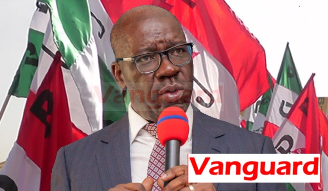 Obaseki's defection to PDP no longer news, APC reacts