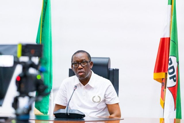 """The Delta State Governor, Ifeanyi Okowa, on Monday decried the spate of insecurity in the country, which he said seems to have overwhelmed the Federal Government and state governors. Okowa lamented the situation during a special thanksgiving service with his family on Monday at the Government House Chapel, Asaba. He urged Nigerians to seek God's face for the solution to the litany of challenges, especially economic and insecurity, plaguing the country. He said that insecurity and the persisting downturn in the economy of the nation appeared to be overwhelming relevant authorities, adding that, God's intervention through intensive supplications by citizens was required for respite on the issues. """"There is insecurity in the land and Delta is not an exception but God will continue to intervene. """"The present insecurity in the country is greater than the presidency and the governors; it requires God's intervention, and therefore, we must continue to pray for God to intervene. """"We are here to give thanks again because not too long ago, I had thanksgiving. The Lord has been faithful and remains faithful to me, my family and Delta State. """"I recognise the many challenges of this year. We saw something we had not seen before; it's COVID-19 and it's still on. """"At a time people thought it was about going, but the second wave is back all over the world and Nigeria is not spared. There is reason to give thanks to God over our lives because a lot of people are dying daily. """"As Nigerians, we have not seen what people are seeing in other parts of the world being ravaged by the pandemic. His grace abounds and has continued to sustain us and we do not need to take it for granted. """"The COVID-19 has impacted negatively on our economy and beyond all these, we are still alive. God has kept us,'' he said. The governor said that the second wave of COVID-19 had hit the state and warned the people to be cautious. He advised that citizens must fully return to wearing of the face mask and maint"""