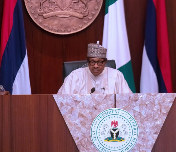 Reactions to Buhari's Democracy Day national broadcast