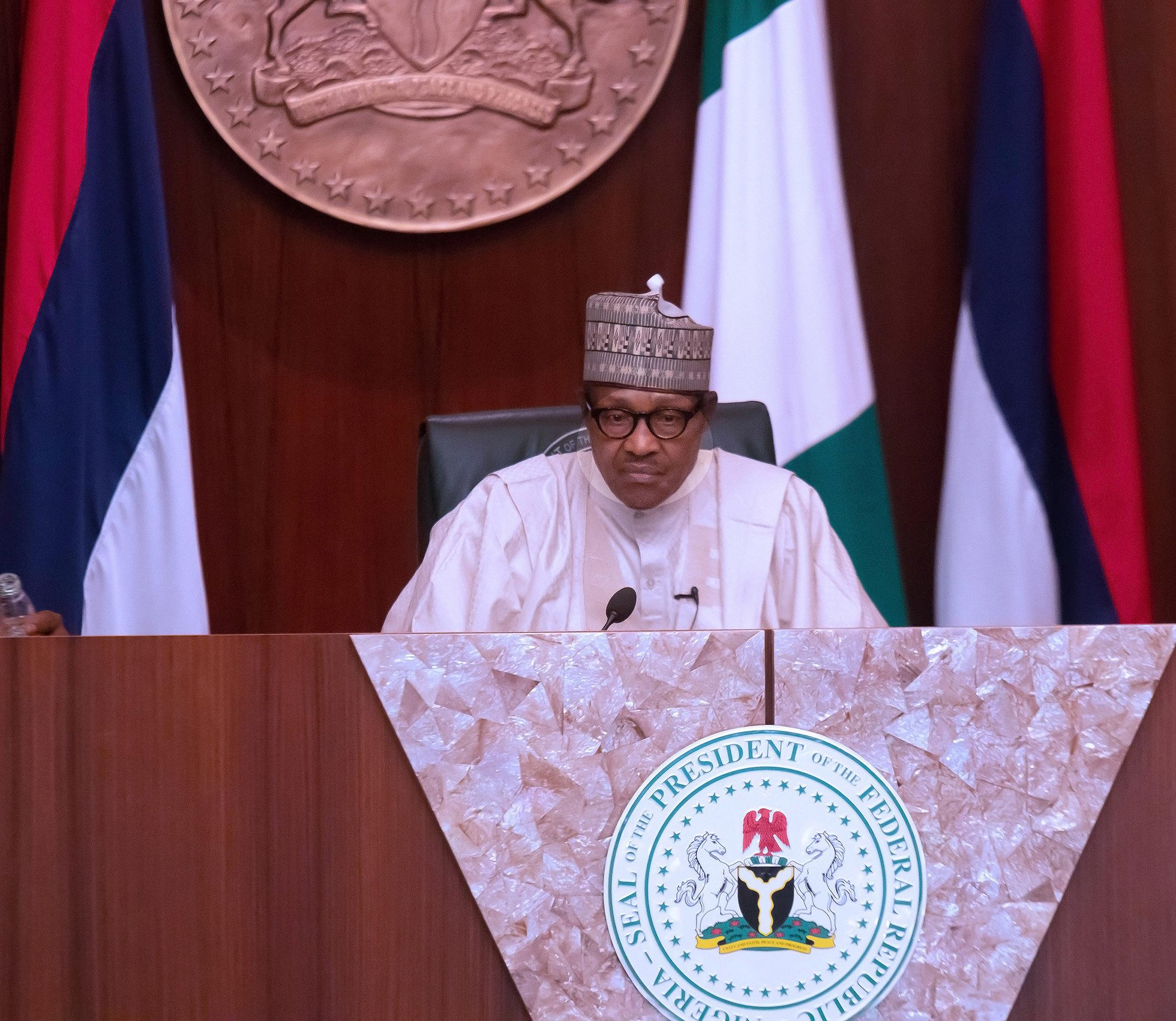 President Buhari approves deployment of Permanent Secretaries