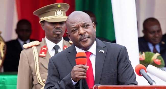 President Nkurunziza of Burundi dies of 'heart attack'