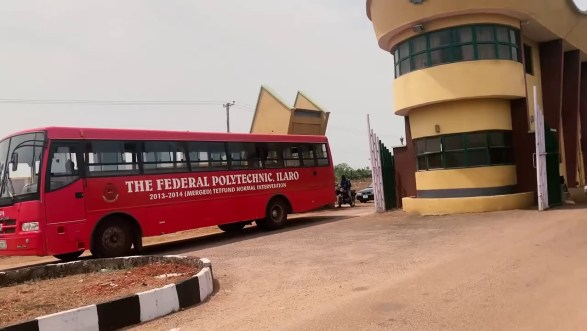 Embattled Ilaro polytechnic SUG president threatens to commit suicide