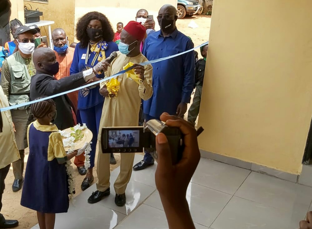 Rotary Club donates e-Library to Police Children School Asaba - Vanguard