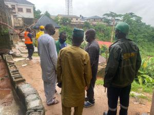 Another building collapses in Magodo, kills one