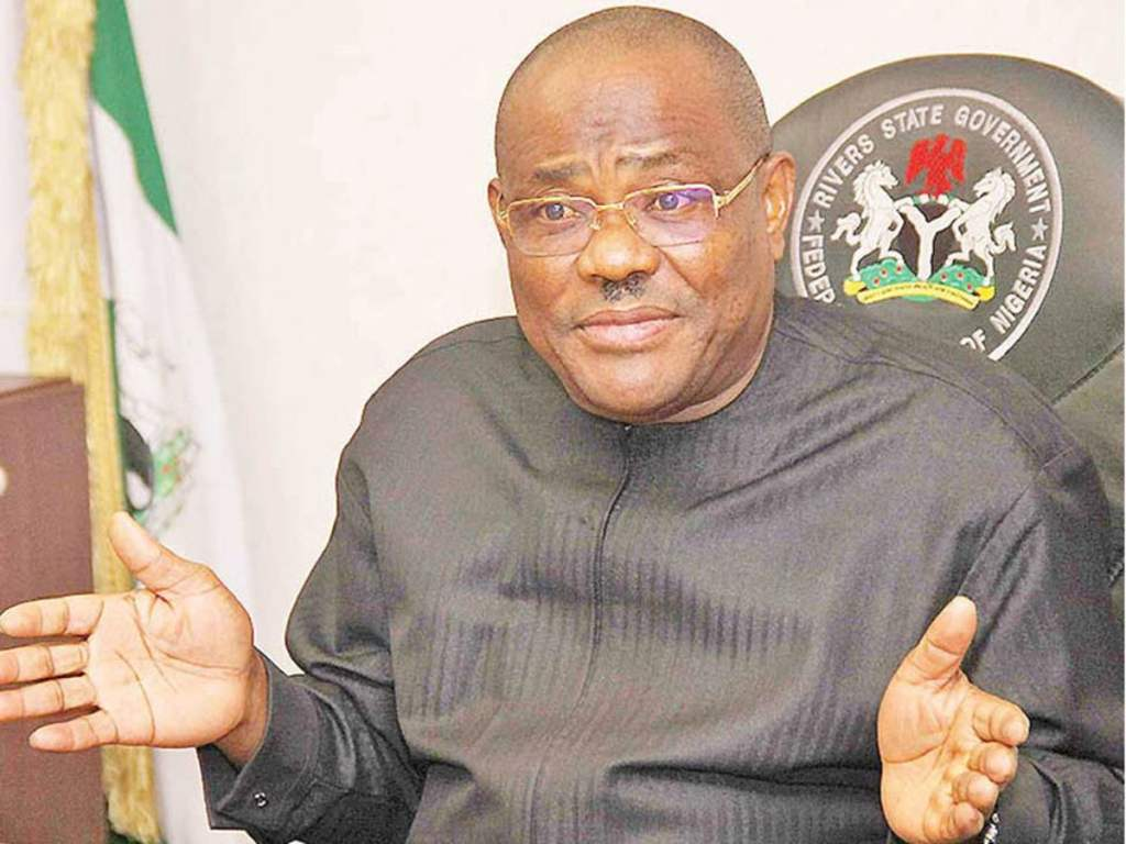 God forbid APC wins, your political lives in danger, Wike tells PDP leaders