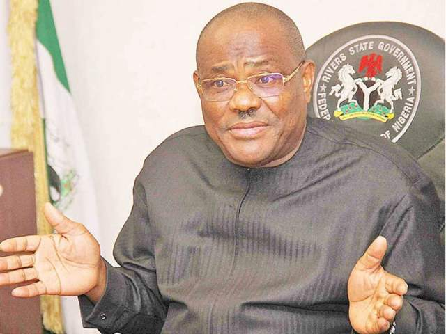 PANDEF faults security siege to Wike's hotel in Edo