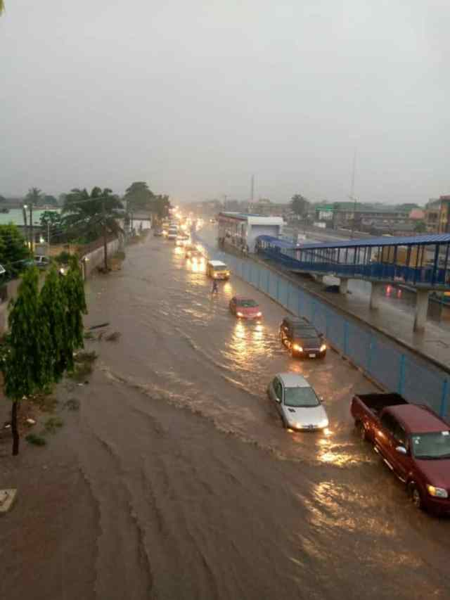Torrential rainfall: Lagos govt warns residents to expect more