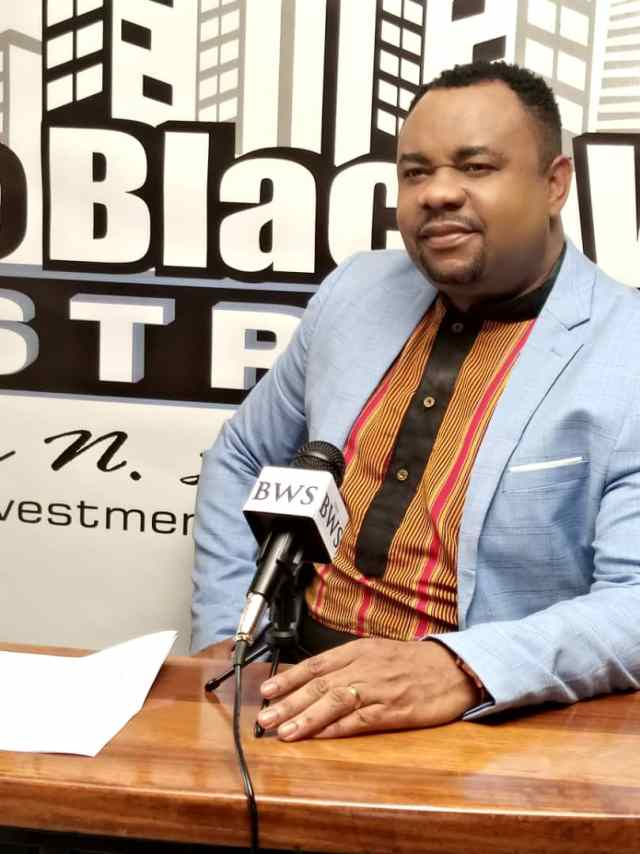 Black Wall Street reveals you can earn $1 million within 24 months in Africa
