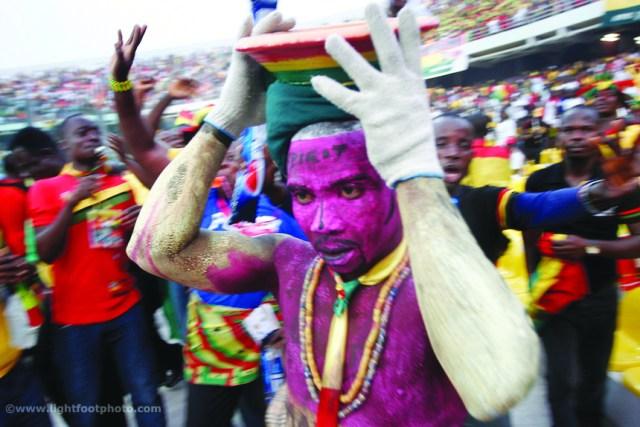 Is there 'juju' in sport? My baptism ? Segun Odegbami