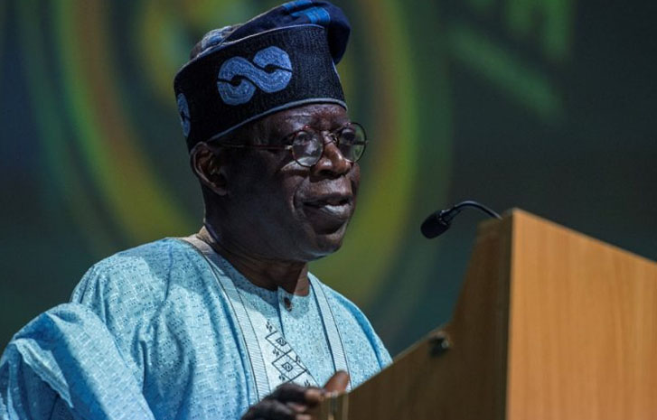 Ondo Decides: Tinubu solicits monarchs' support for Akeredolu's re-election