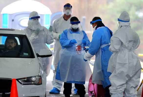 Coronavirus: California becomes hardest-hit US state
