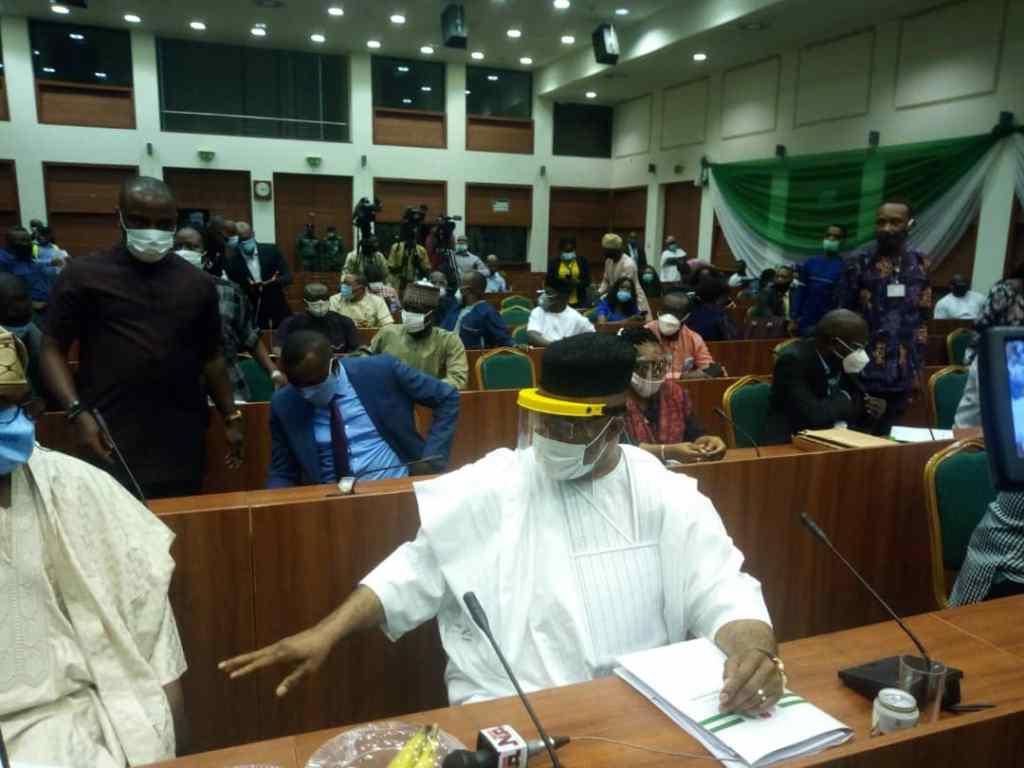 BREAKING: Before I became minister, NDDC had over 300 bank accounts ― Akpabio