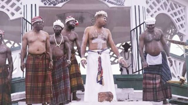 Abiriba kingdom holds 600-years-old 'Itu Eye' ceremony in grand style