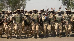 Nigerian Army, Troops