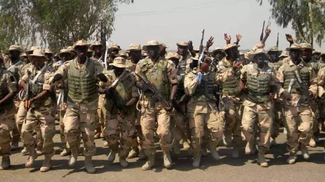Military High Command confirm liberation of Matre from Boko Haram