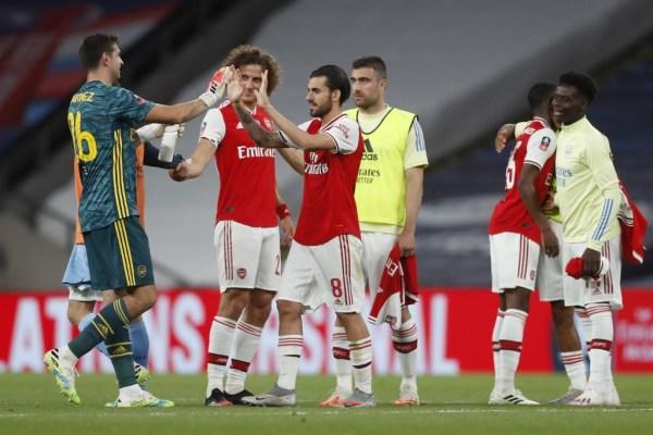 Arsenal, Man City
