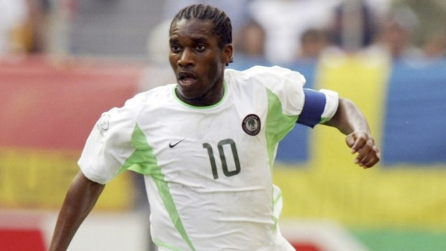 Okocha made difficult things look easy ― Shearer