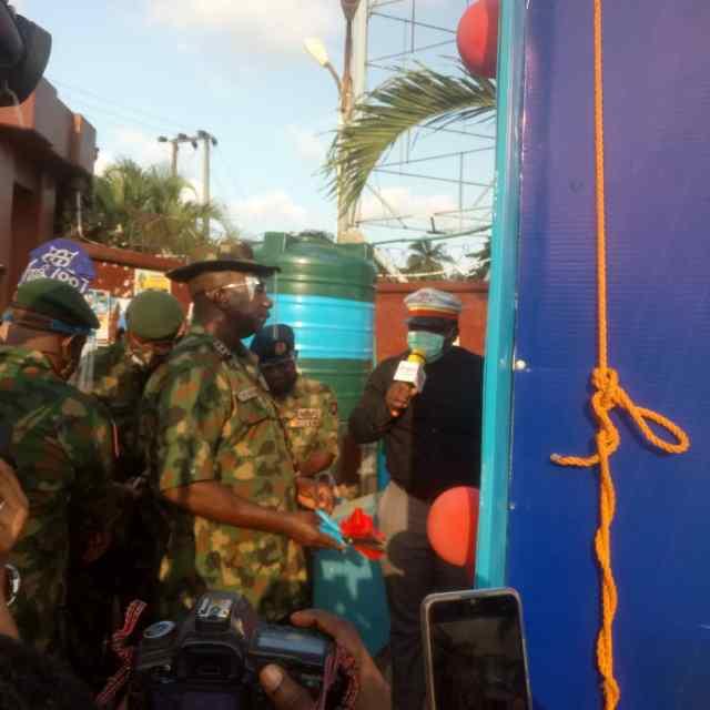 Tears, cheers greet rotation of troops in North-East