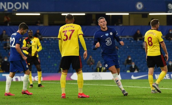 Chelsea bounce back with Watford win