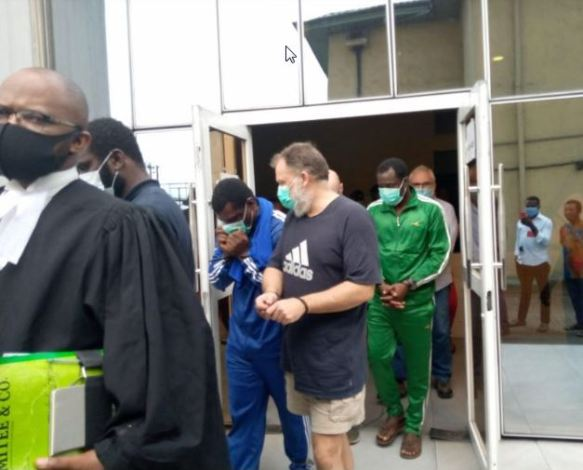 ICYMI: Three expatriates, 6 Nigerians remanded for alleged ...