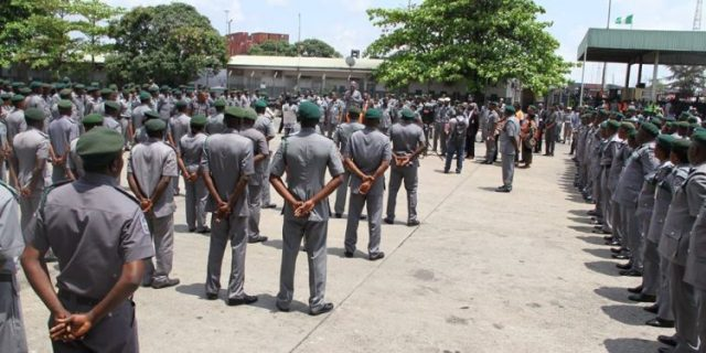 Customs rakes in N1.6trn in 2020