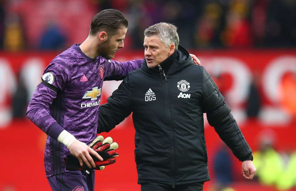 De Gea's nightmare gives Man United goalkeeping conundrum