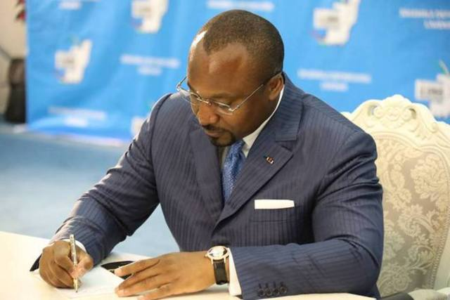 US prosecutors investigate Congo president's son for alleged embezzlement