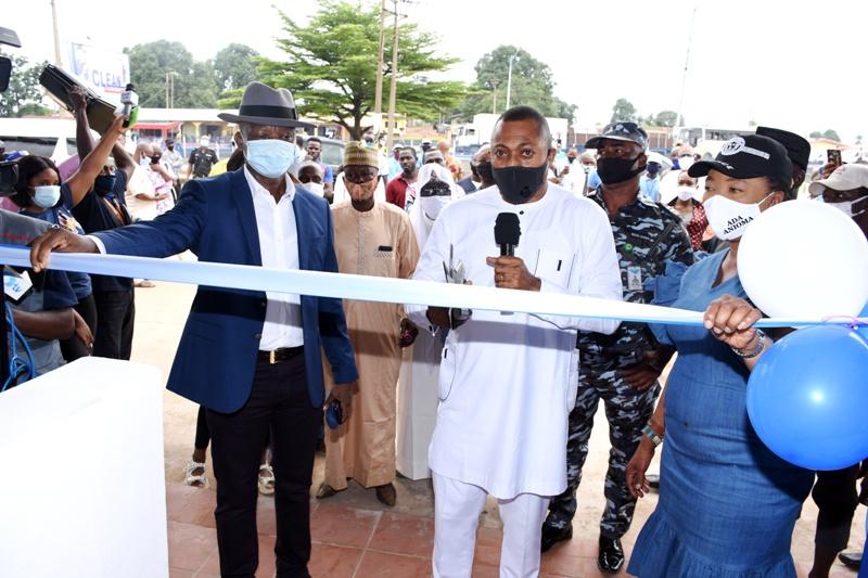 Delta Govt Inaugurates Farmers Market in Asaba - Vanguard