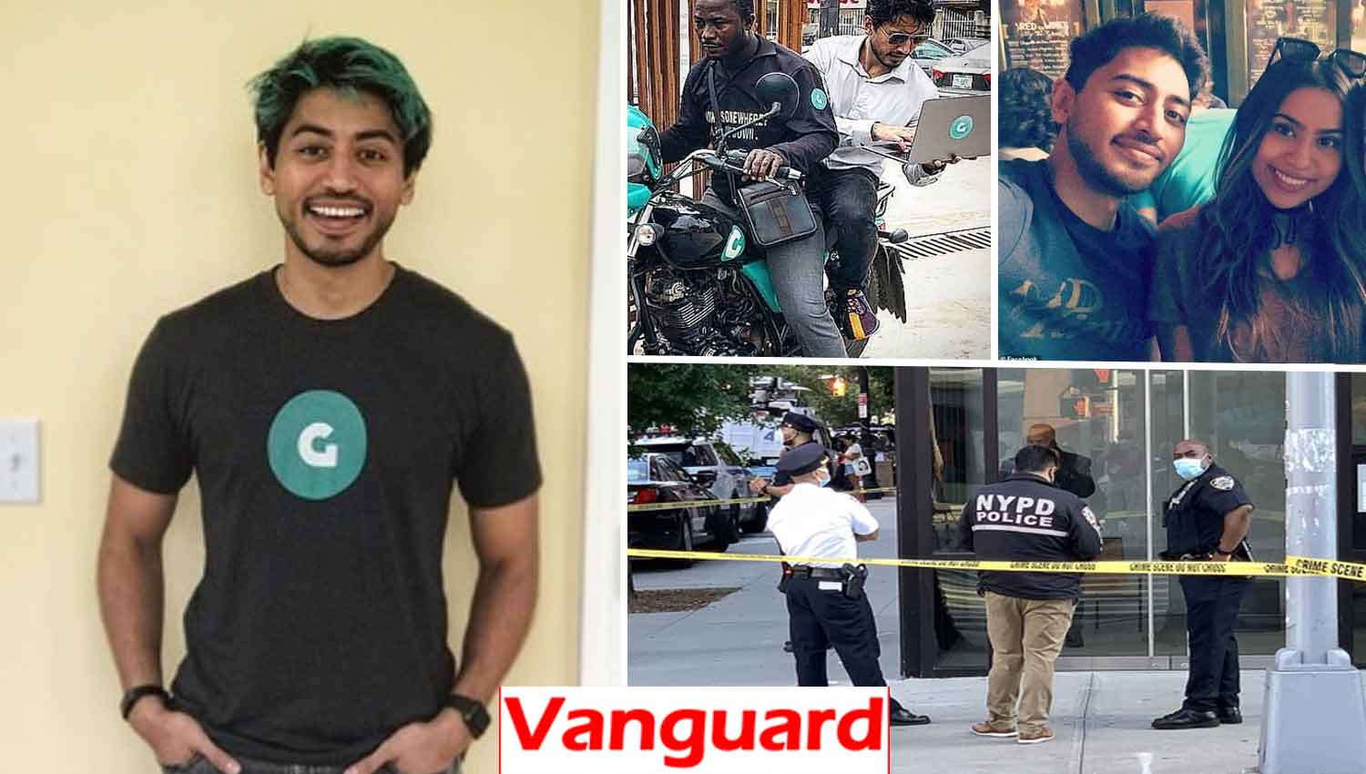 Tech CEO Fahim Saleh found dismembered in NY apartment