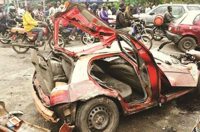 Ibadan accident