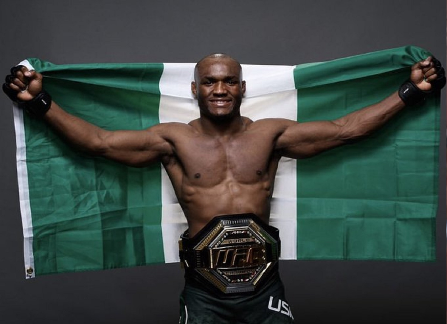 UFC: Kamaru Usman Suspended For 180 Days